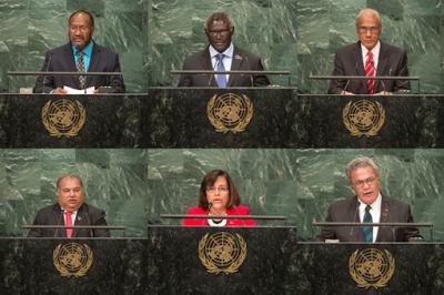 Hasil gambar untuk enam negara pasifik angkat isu papua
